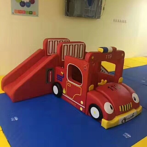 Preschool Education Series Softplay 119 Fire Truck