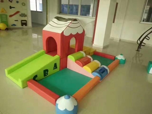 Preschool Education Series Softplay Product Wenzhou Veryhonor